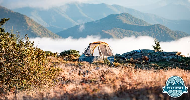 how to keep your campsite clean camping