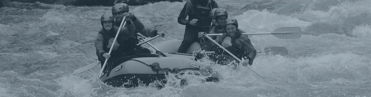 tara river whitewater rafting montenegro and bosnia