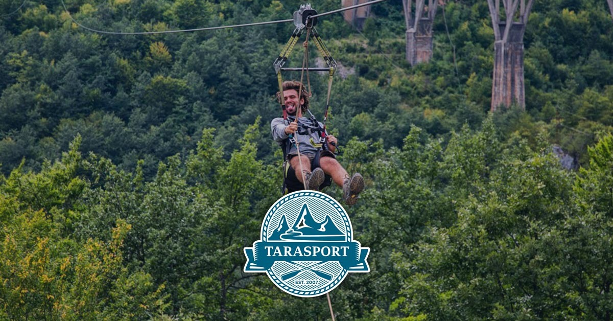 Here's why zip line is cool activity in Montenegro