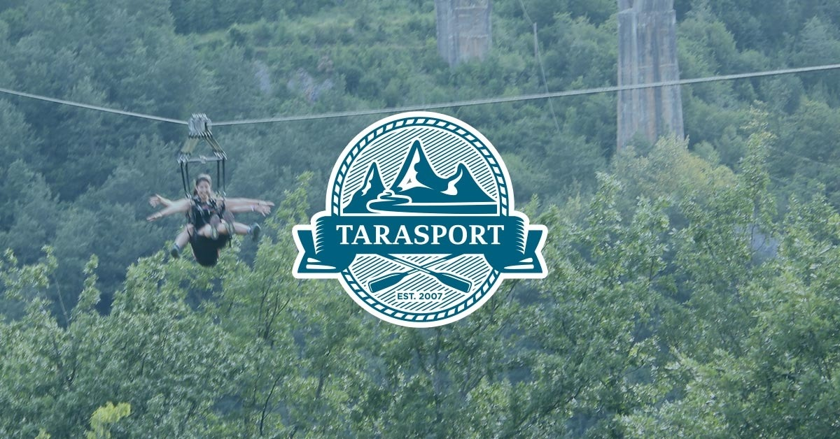 Is Zip line safe - zip line on djurdjevica tara Bridge