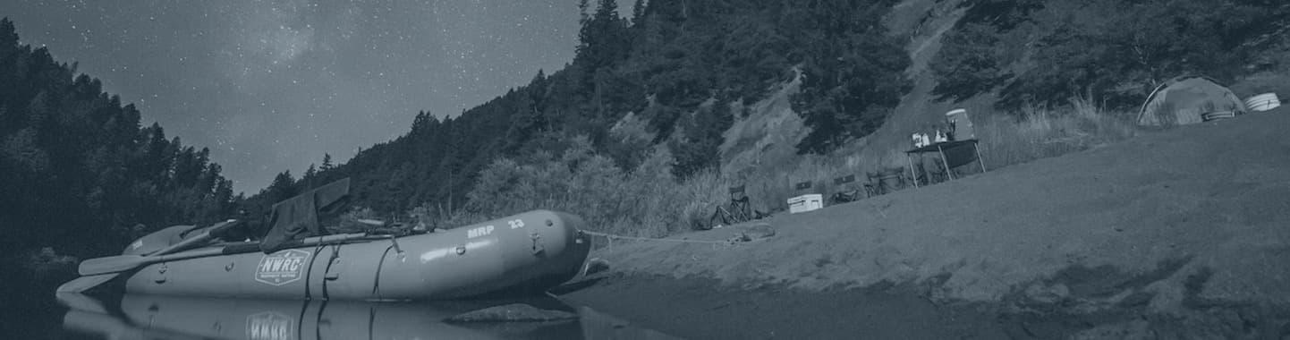 ekspedicija noćni rafting bosna i crna gora