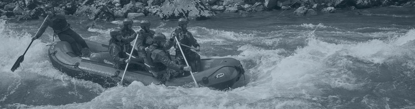 ekspedicija vansezonski rafting bosna i crna gora