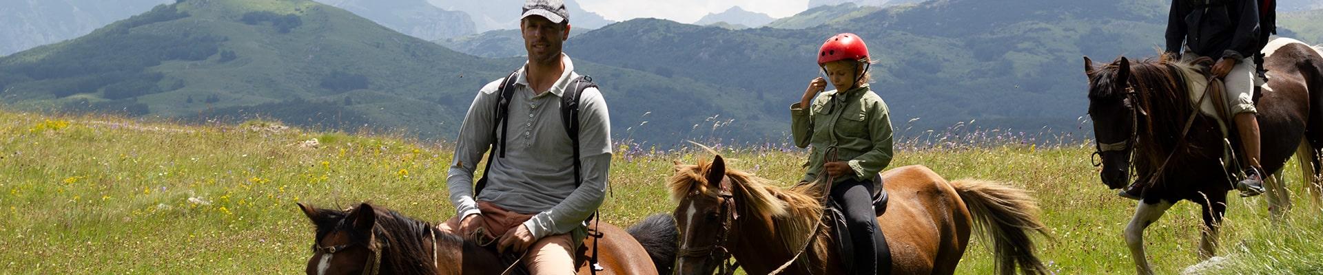 Horse Riding - Durmitor - Tara Sport