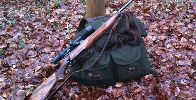 hunting fishing rifles