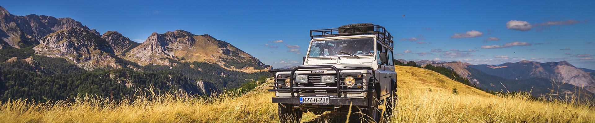 Jeep Safari TaraSport