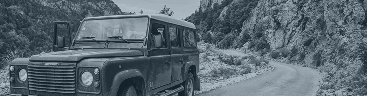 jeep safari hajking tura reka tara