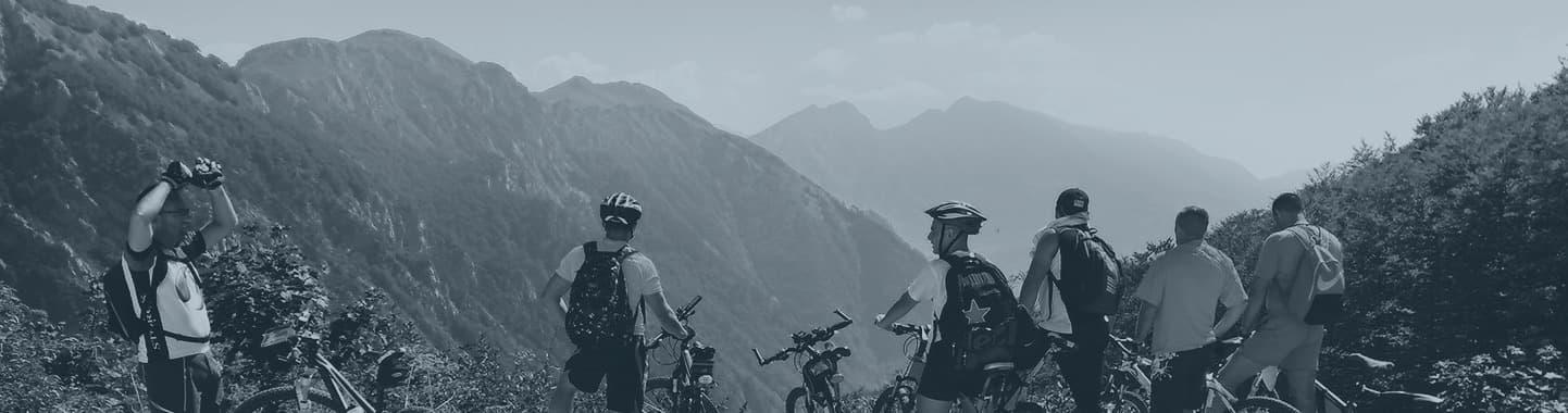 planinski biciklizam nacionalni park sutjeska