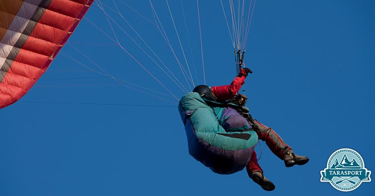 Paragliding safety - Is paragliding really safe | Tara Sport