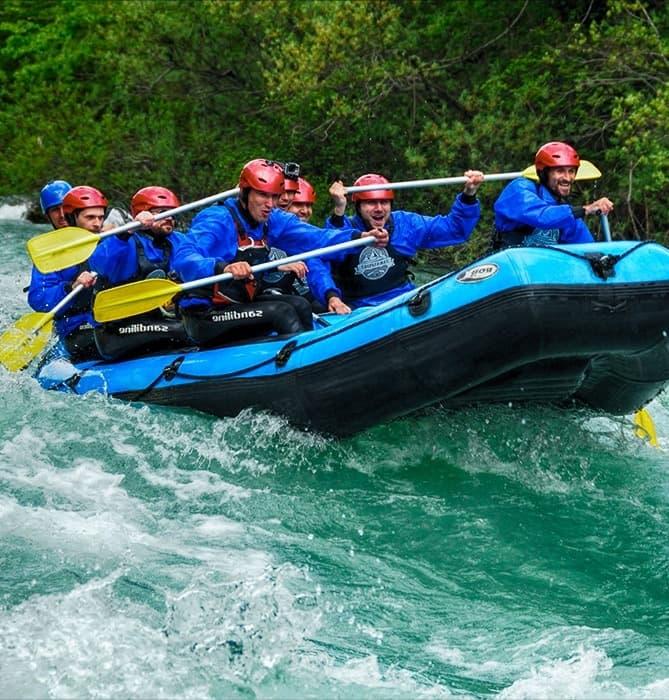 rafting kanjon reke tare