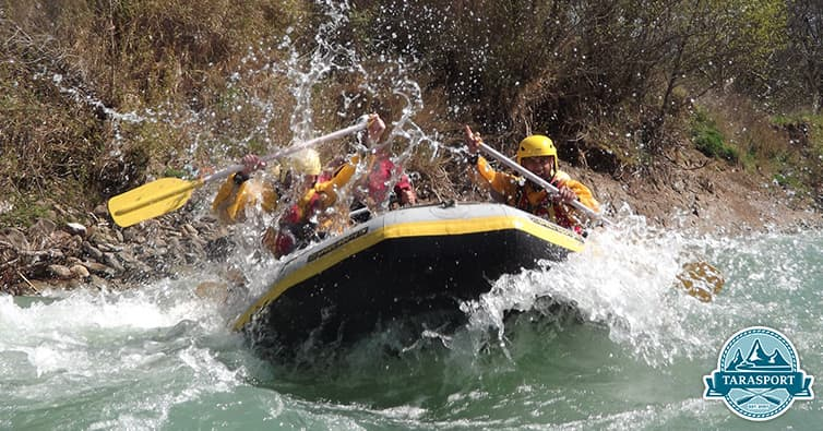 rafting myths adrenaline