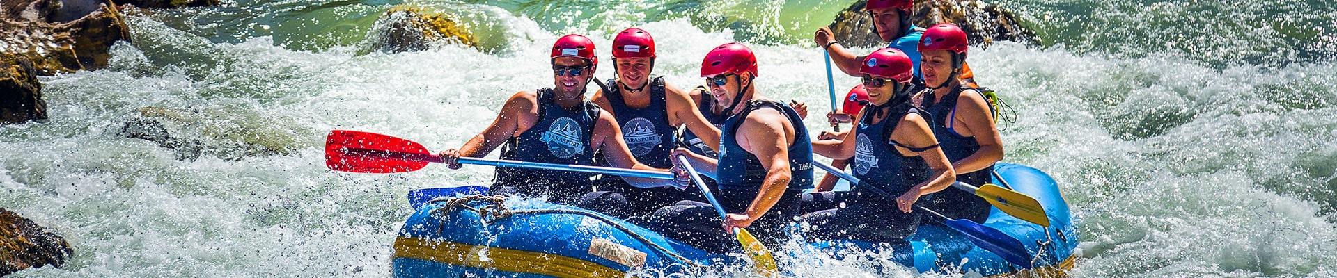Tara Rafting - Montenegro