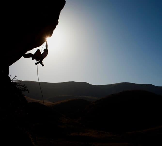 rock climbing bosnia planinarenje