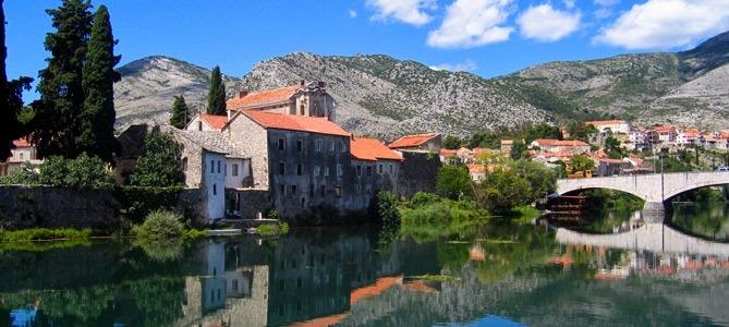 sightseeing trebinje bosnia