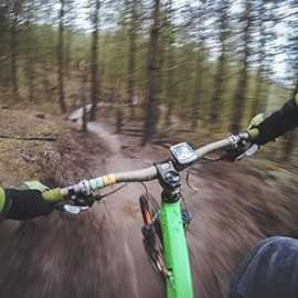 mountain biking activity in montenegro and bosnia