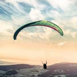 paragliding in montenegro and bosnia