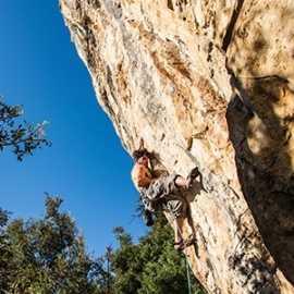 rock climbing in montenegro and bosnia activity