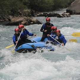 tara river whitewater rafting montenegro and bosnia