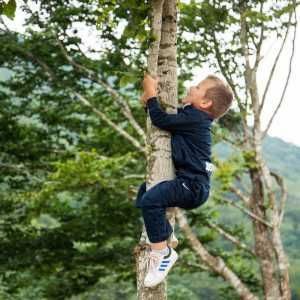 Aktivni odmor sa decom na Tari