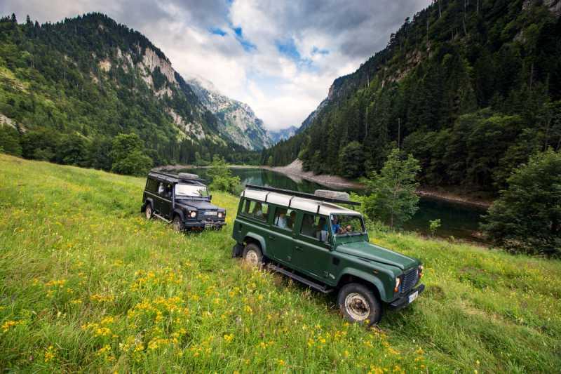 Jeep Safari na Tari za Prvi maj