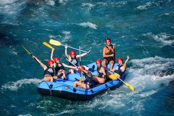 Tara Rafting From žabljak Organized Transport Book With