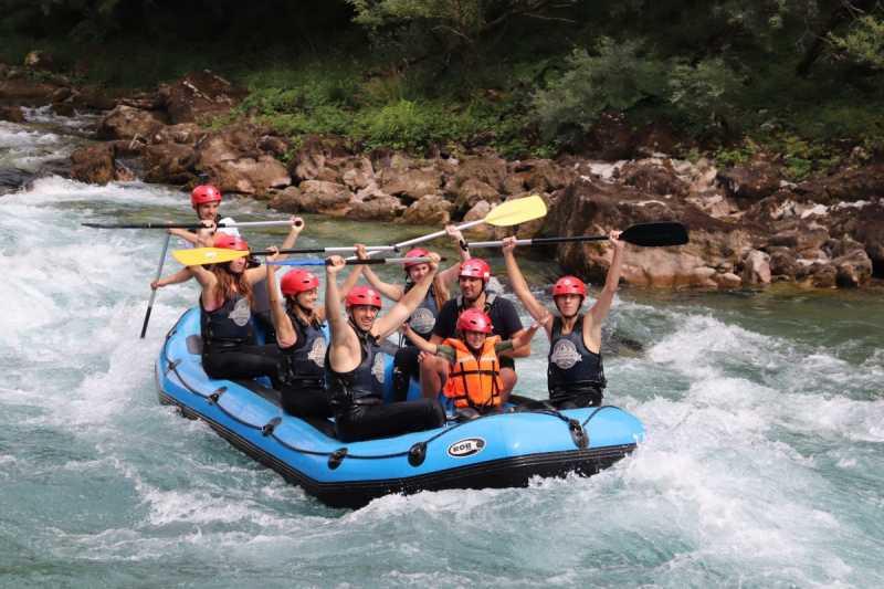 Rafting Tara za Prvi maj