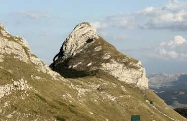 durmitor highest mountain