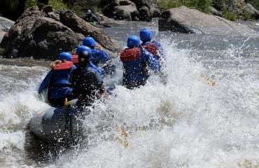 ekstremni rafting i trekking bosna i crna gora