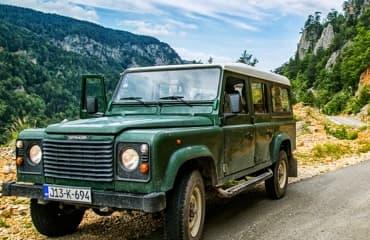 jeep safari avantura kanjon sutjeske