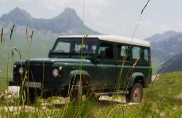 jeep safari durmitor