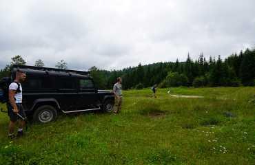 jeep safari prijevor perucica
