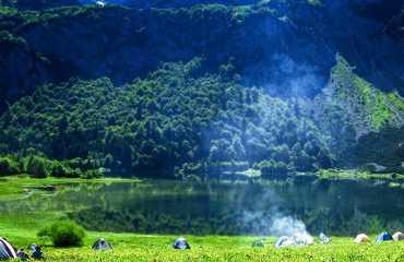 lakes of zelengora