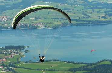 trebinje paragliding tour
