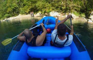 relax tour tara rafting