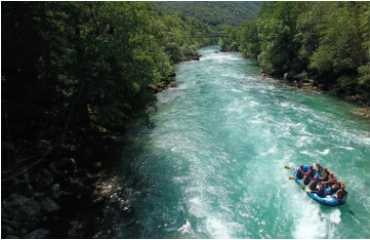 Image showing Tara Rafting