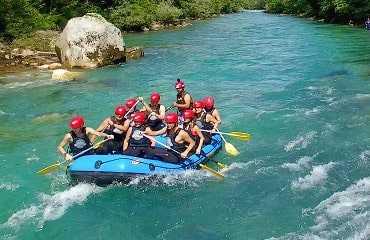 Tara Rafting from Sarajevo