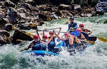 Tara Rafting from Kotor