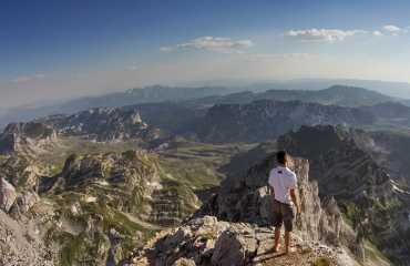 trekking tour durmitor highest mountain of montenegro