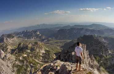 trekking tour durmitor highest mountain of montenegro