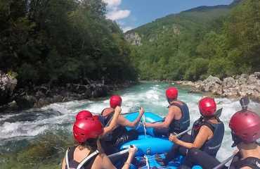 two days tour tara rafting
