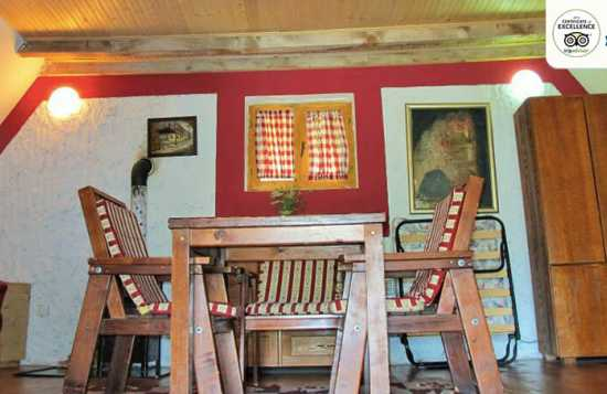 Etno selo Nevidio smeštaj bungalovi sobe