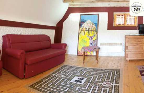 Etno selo Nevidio velika koliba