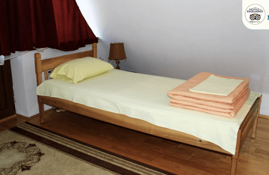 Motel Brioni single room accommodation - 1 bed