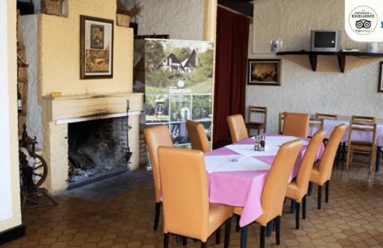 Motel Brioni restaurant