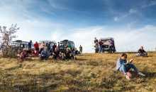 Jeep Safari - Prvi maj na Tari