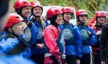 Tara Rafting - Instructions