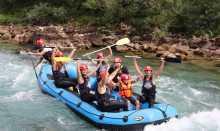 Rafting Tarom za Prvi maj