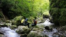 tara canyoning hrcavka gallery