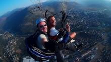 tara paragliding gallery