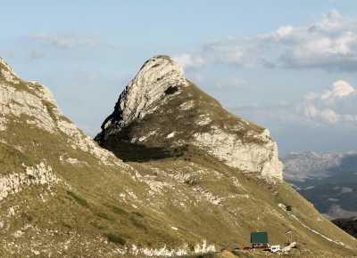 durmitor highest mountain