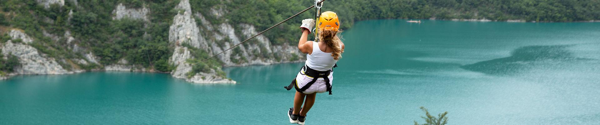 Zip Line - Tara River Canyon - Montenegro
